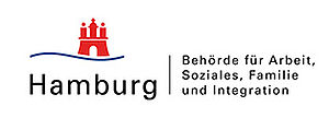 Gefördert durch die Behörde für Arbeit, Soziales, Familie und Integration der Freien und Hansestadt Hamburg